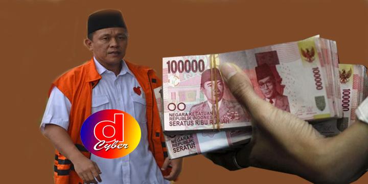 Suap 95 Miliar KPK Tetapkan Tersangka Mustafa Eks Bupati Lampung
