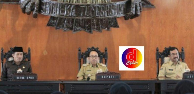 440 CPNS Terima SK, Bupati Blitar Menghimbau Aparatur Negara Harus Netral