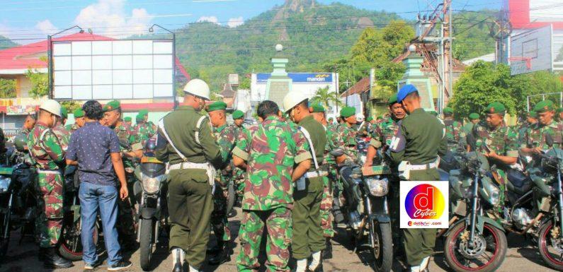 Kodim Wonogiri Jadi Sasaran Pemeriksakan Denpom IV/4 Surakarta
