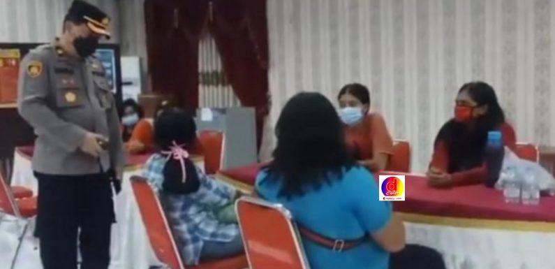 Polresta Surakarta Lakukan Pendataan 36 PSK, Sebelum Diserahkan Ke Panti Pelayanan Sosial Wanita