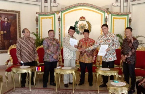 Keluarga Besar Pura Mangkunegaran Gandeng PT.LNU Akan Bangun Hotel Bintang Lima Di Solo