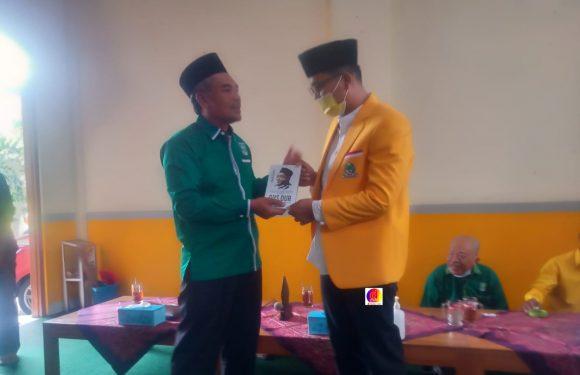 Silaturohmi Politik DPD Golkar Karanganyar dengan DPC PKB Karanganyar Inten dan Harmonisasi